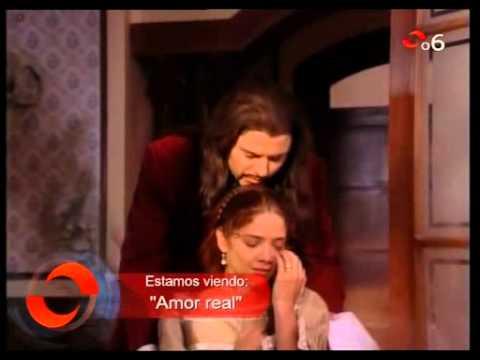 amor real cap 38 bloopers de la telenovela amor real