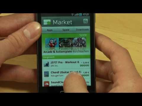 Samsung S5830 Galaxy Ace Test Multimedia
