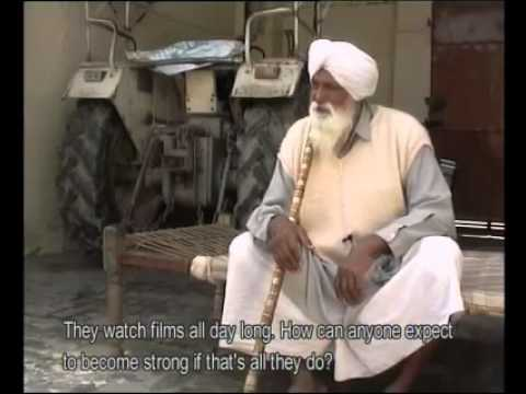 Documentary Film on Pehalwani (Wrestling) in punjab
