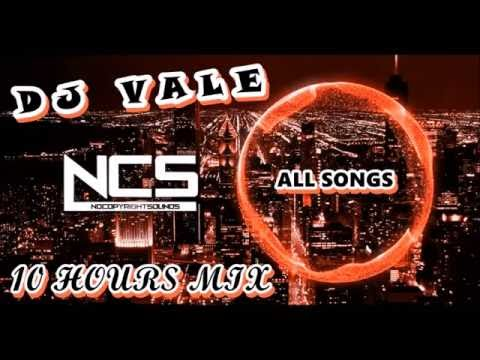 Ncs-10 Hours-2016-dj Vale-trap-edm-shuffle-bootleg-dance-popular-party Music
