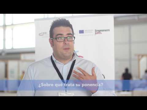 Entrevista a Jorge Lopez, Director de Germinarte en Enrédate Requena[;;;][;;;]