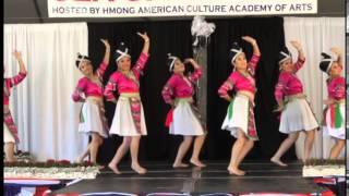 Sea Games 2014 Hmong Dancer