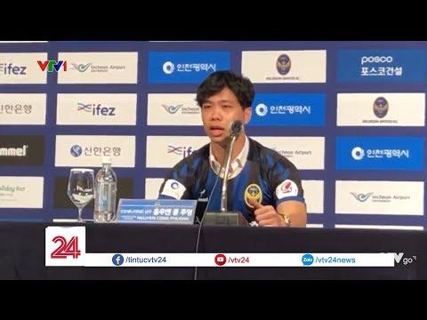 Công Phượng ra mắt CLB Incheon United @ vcloz.com