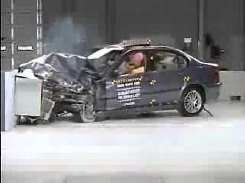 ► BMW 3 Series E46 - CRASH TEST
