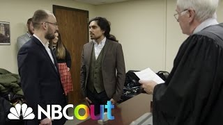 Same-Sex Couple Rushes To Marry Ahead Of Donald Trump's Inauguration | NBC Out