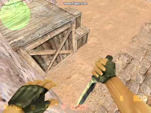 Counter Strike 1.3 Tricks by jEff aka DooM