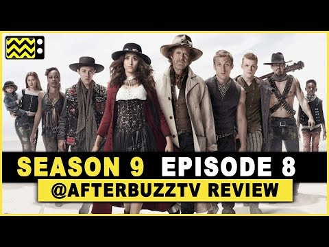 Shameless Season 9 Episode 8 Review & After Show (Audio)
