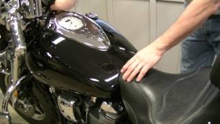 8. Changing Oil in a Yamaha Road Star