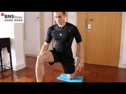 健身超快方法:十分鐘簡單運動或WORKOUT前熱身