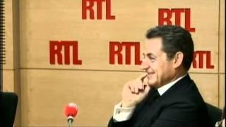 Video Laurent Gerra imite Nicolas Sarkozy  présent dans les studios d'RTL MP3, 3GP, MP4, WEBM, AVI, FLV Mei 2017