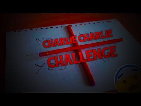 charlie charlie estas ahi #charlie challenge