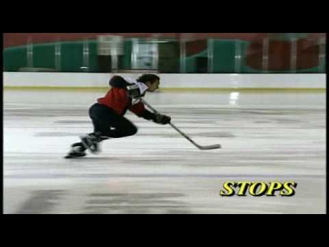 power skating tips demo