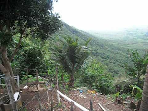 Ventania em Viçosa do Ceará - 03/04/2012