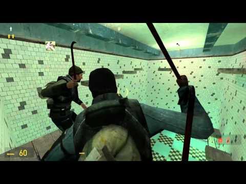 Co-op Half-Life 2: Synergy [Начало или без лишних движений 1\\2]