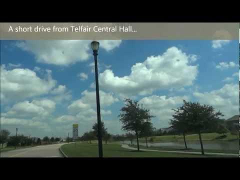 Telfair Sugar Land, TX — Video Tour of Neighborhood