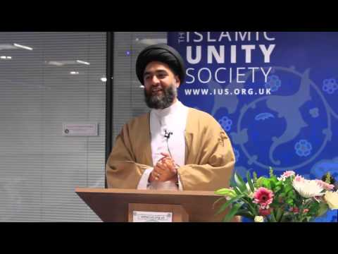 Ghadeer in the context of the 21st century (Sayed Ali Raza Rizvi)