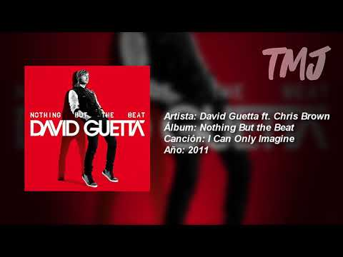 Letra Traducida I Can Only Imagine de David Guetta ft. Chris Brown, Lil Wayne
