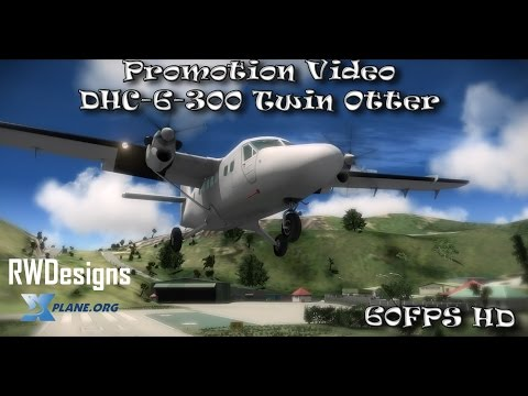Promotion of RWDesigns DHC-6-300...