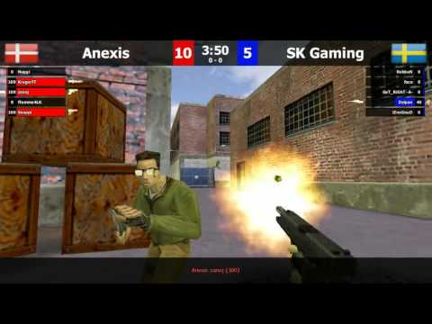 FCL Semis: SK Gaming vs Anexis de_train