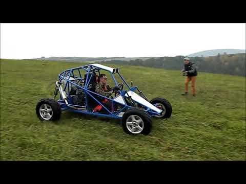 Barracuda Buggy, Suzuki gsxr-600