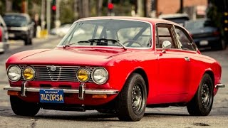 Petrolicious' 1974 Alfa Romeo GTV 2000 - One Take by The Smoking Tire