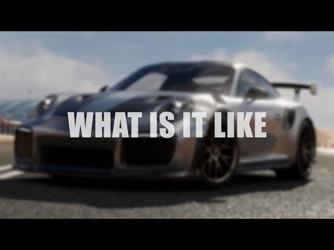 FORZA MOTORSPORT 7 ON THE WHEEL (FM7 DEMO)