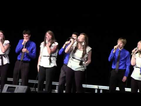 """Bellas Finals"" - Pitch Perfect Finale (cover by Limestone's Blue Notes)"