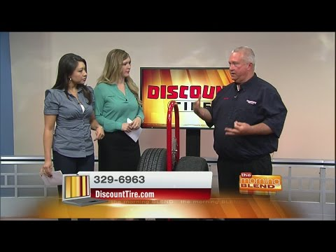 Discount Tire - Summer Safety Tips