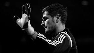 Iker Casillas ● The King of Keepers ● Thank you   1999 2015 HD   Cristiano Ronaldo