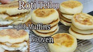 Video Resep Roti Teflon Lembut. English Muffins. MP3, 3GP, MP4, WEBM, AVI, FLV Mei 2018