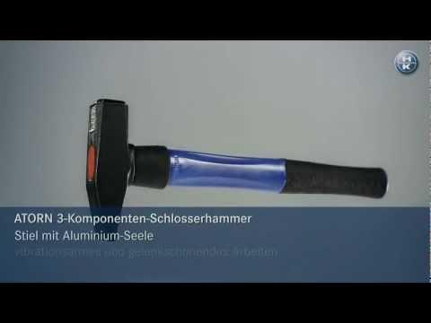 ATORN 3K-Schlosserhammer