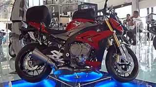 10. BMS 2014 BMW S 1000 R 16v 160 hp 112 Nm @ Brasil Motorcycle Show
