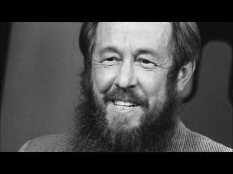 Правда о Солженицине которую он всеми силами старался скрыть от общественности - DomaVideo.Ru