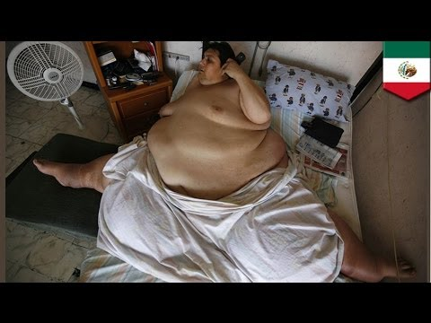 World's heaviest man dies: Guinness record holder Manuel Uribe dies aged 48