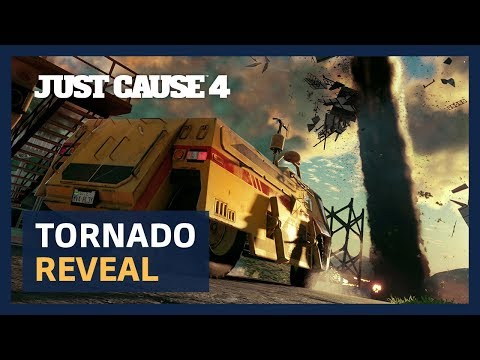 Just Cause 4 : Just Cause 4: Tornado Gameplay Reveal