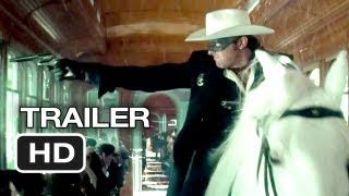 Nonton The Lone Ranger Official Trailer  3  2013    Johnny Depp  Armie Hammer Hd Movie Film Subtitle Indonesia Streaming Movie Download
