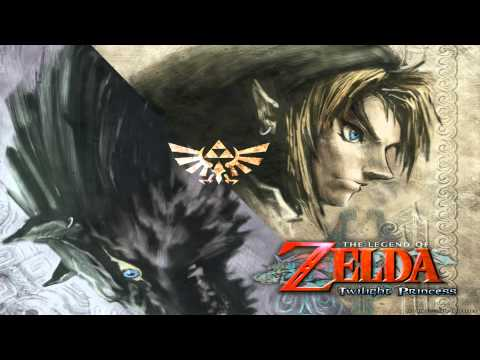 Legend of Zelda : Twilight Princess OST - Don't Want you no more [ Bonus track ]