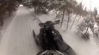 10. ski doo mxz 500ss go pro