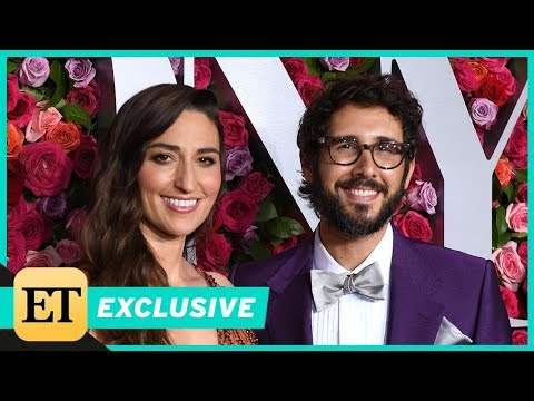 Tonys 2018: Sara Bareilles And Josh Groban Dish On 'Stress' Before Co-Hosting The Show (Exclusive)