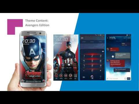 Samsung Mobile Theme Editor Webinar