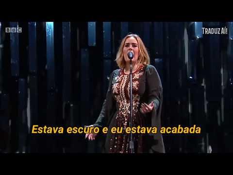 Adele - Set Fire to the Rain (Legendado/ Tradução)
