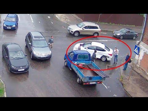 ДТП в Серпухове на улице Чехова
