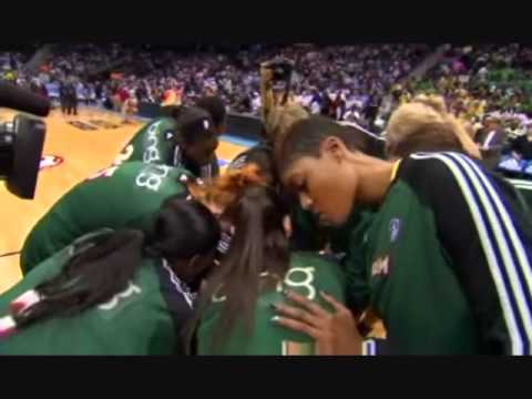 Seattle Storm 2010 WNBA Champs