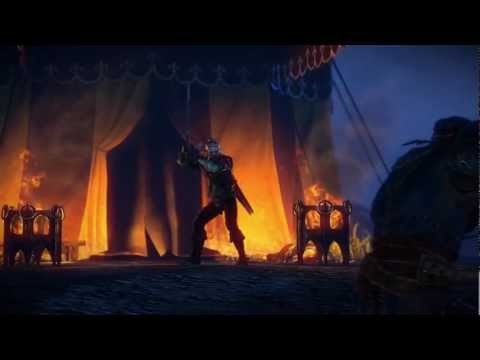 The Witcher 2: Enhanced Edition's New Content Gets Presented in New Video