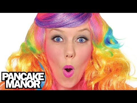 Learn All the Colors | Songs for Kids | Pancake Manor