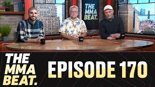 The MMA Beat Live - November 22, 2017 by MMA Fighting