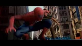 Spiderman 3 ''Sandman vs Spidey'' Round 1