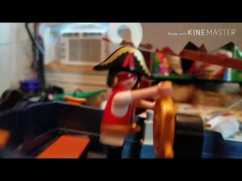 Playmobil Pirate Maiden Voyage Disaster