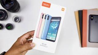 Video Xiaomi Mi A2 (Black) Unboxing and Initial Impressions MP3, 3GP, MP4, WEBM, AVI, FLV Agustus 2018