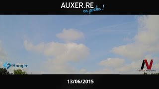 Timelapse Auxerre 13/06/15